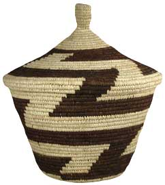 Nkuringo Wishing Basket